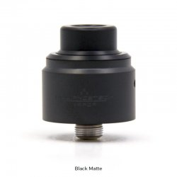 Flave 22 Evo RDA Alliancetech Vapor Black Matte
