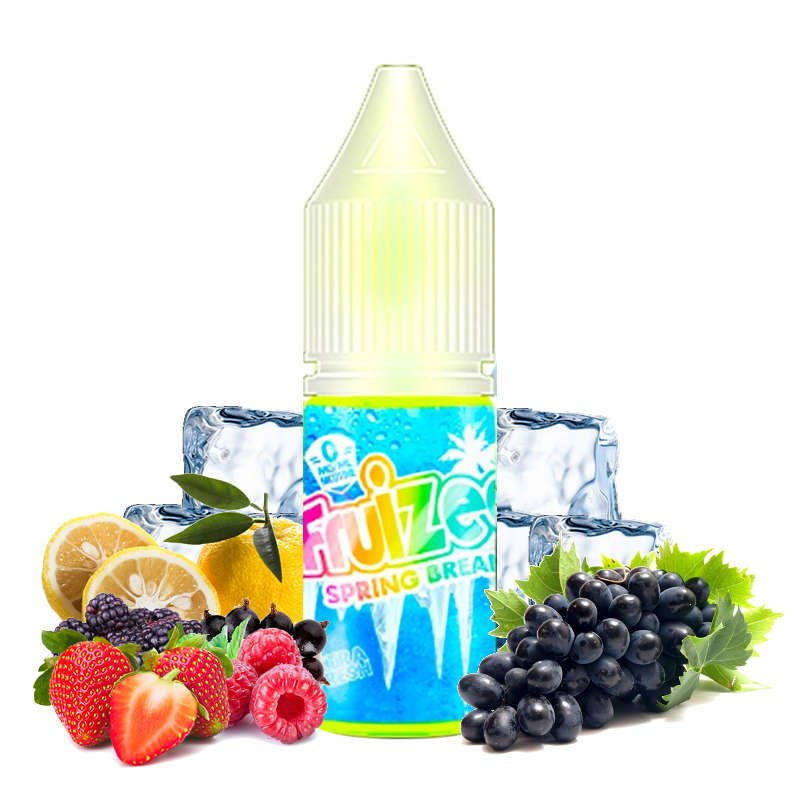 Eliquide Spring Break Fruizee 10 ml