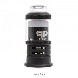 Atomiseur reconstructible Fatality M25 QP Design Matte Black