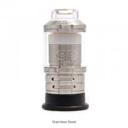 Atomiseur reconstructible Fatality M25 QP Design Stainless Steel