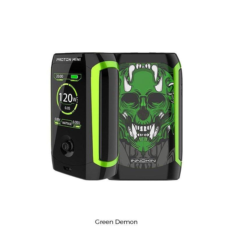 Box Proton Mini Innokin modèle Green Demon