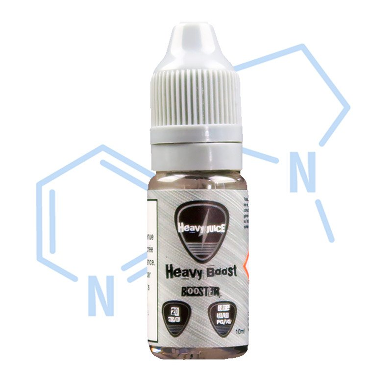 Booster nicotine 50/50 Heavy Juice