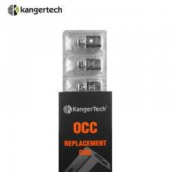 Résistances OCC Kangertech pour clearomiseur Subtank, mini Subtank et nano Subtank