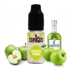 Eliquide Absinthe Pomme Cirkus 10 ml