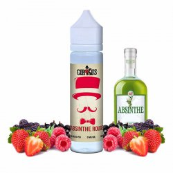 Mix and vape Absinthe Rouge Cirkus 50 ml