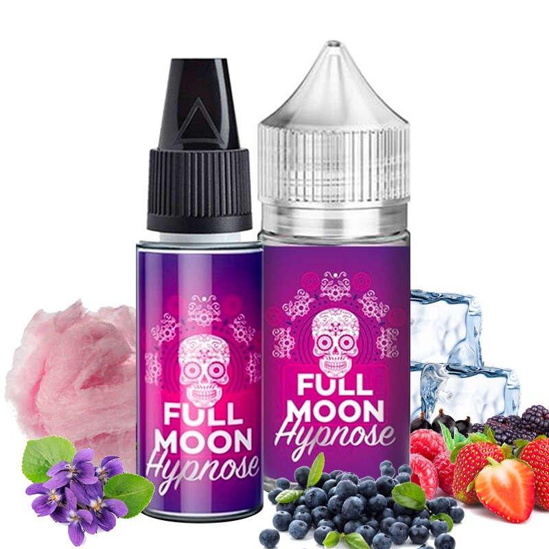Hypnose Full Moon arôme concentré DIY 10 et 30 ml