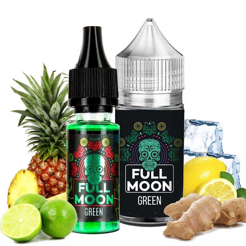 Green Full Moon arôme concentré DIY 10 et 30 ml