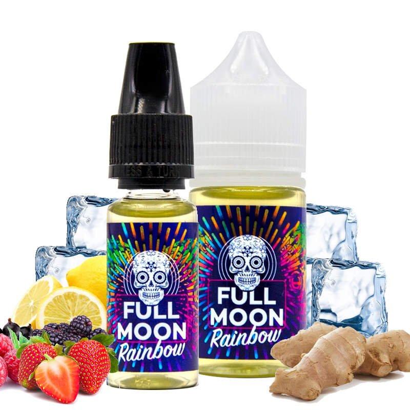 Rainbow Full Moon arôme concentré DIY 10 et 30 ml