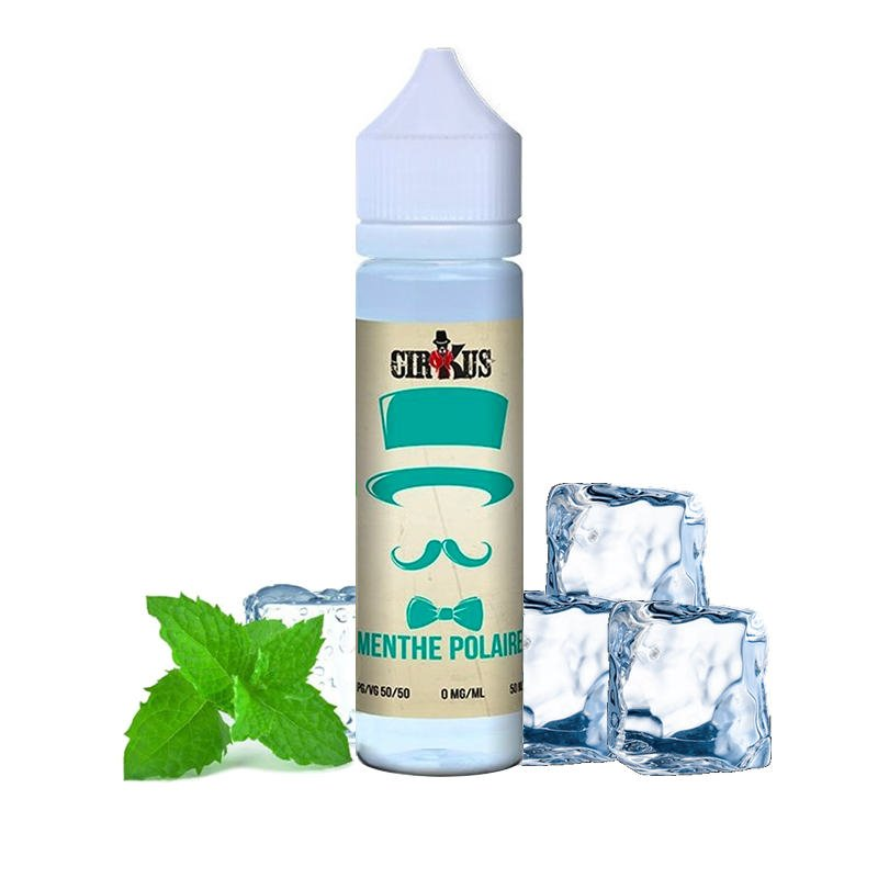 Mix and vape Menthe polaire 50 ml