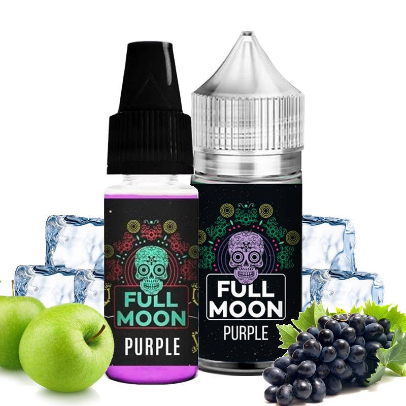 Purple Full Moon arôme concentré DIY 10 et 30 ml