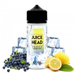 E-liquide Freeze Blueberry Lemon Juice Head 100 ml