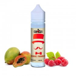 Mix and Vape eliquide Mangue Framboise Cirkus 50 ml