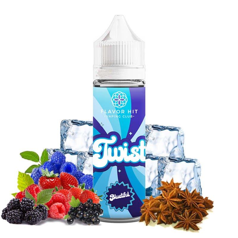 E-liquide Bluetiful Twist Flavor Hit 50 ml