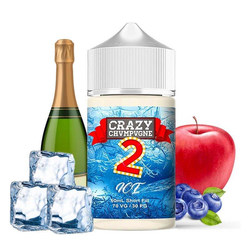 Eliquide Crazy Chvmpvgne V2 Ice Mukk Mukk