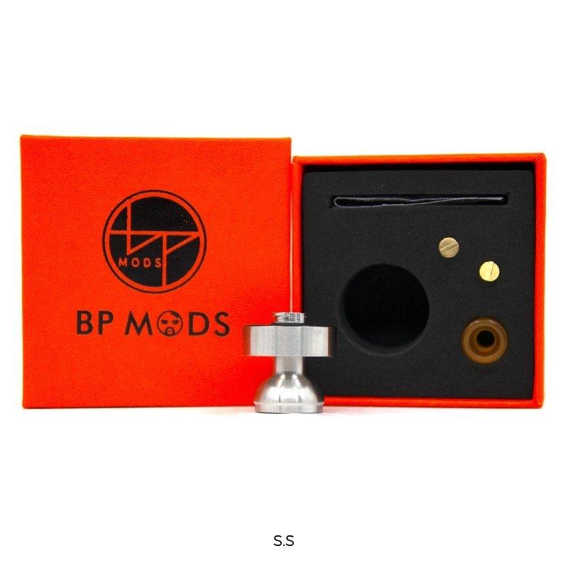 Kit DTL pour atomiseur reconstructible Pioneer RTA BP Mods couleur SS