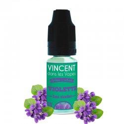 E-liquide Violette Vincent Dans Les Vapes (VDLV) 10 ml