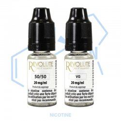 Boosters de nicotine Revolute 20 mg