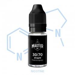 Booster de nicotine 30/70 Master DIY