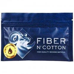 Coton Fiber n'Cotton V2 pour atomiseur et dripper (RTA, RDA, RDTA)
