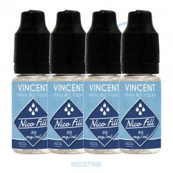 Boosters de nicotine Nico Fill VDLV 10 ml