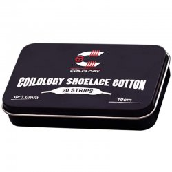 Coton en lacet Shoelace Cotton Coilology