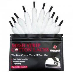 Pads de coton en lacet pour la vape Cotton Laces Steam Crave
