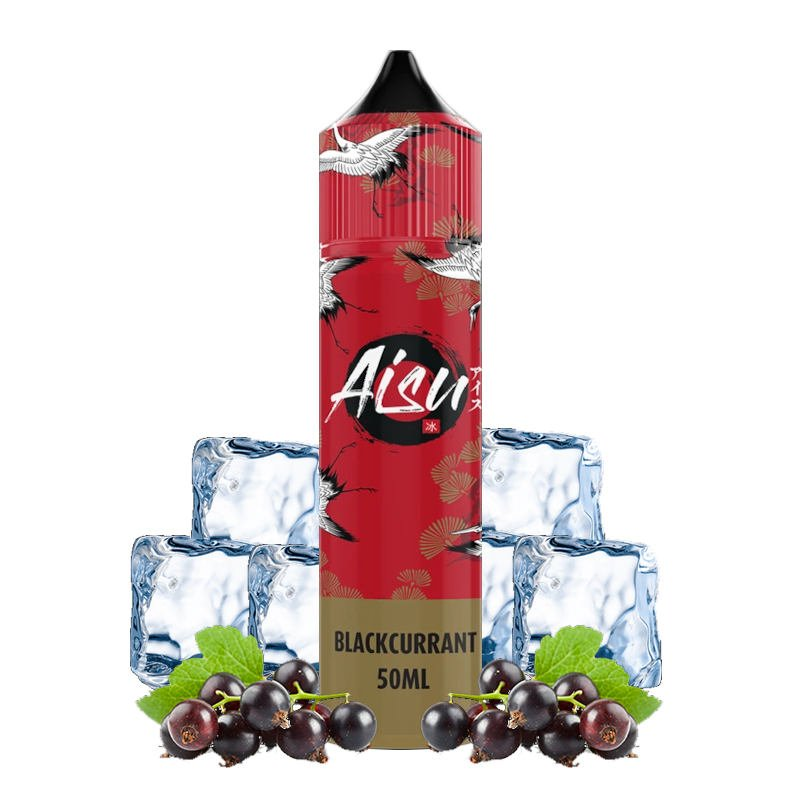 Eliquide Aisu Blackcurrant de Zap Juice 50 ml