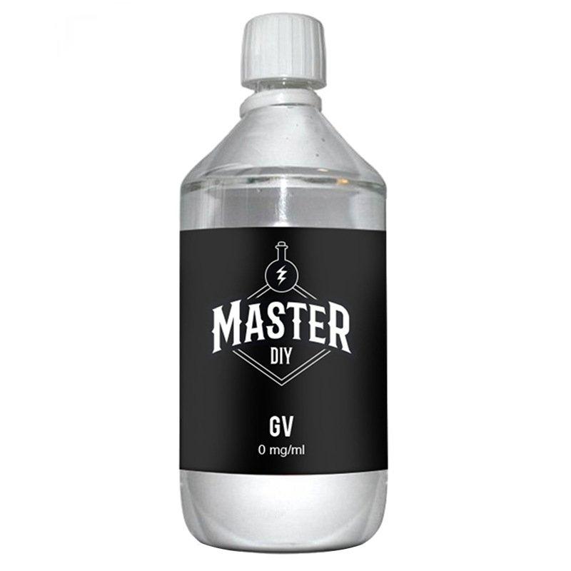 Base e liquide 1 litre 100% VG Master DIY