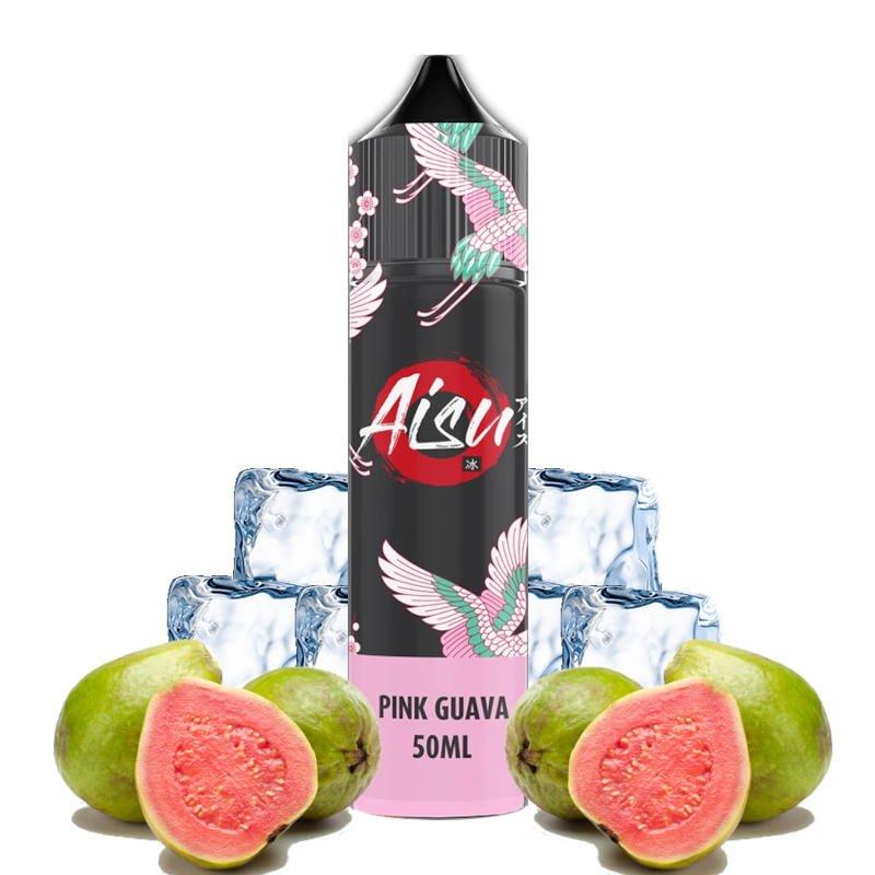 Eliquide Aisuo Pink Guava de Zap Juice 50 ml