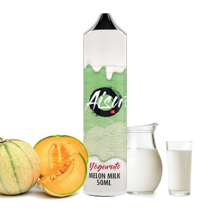 Eliquide Melon Milk Aisu Yoguruto de Zap! Juice 50 ml