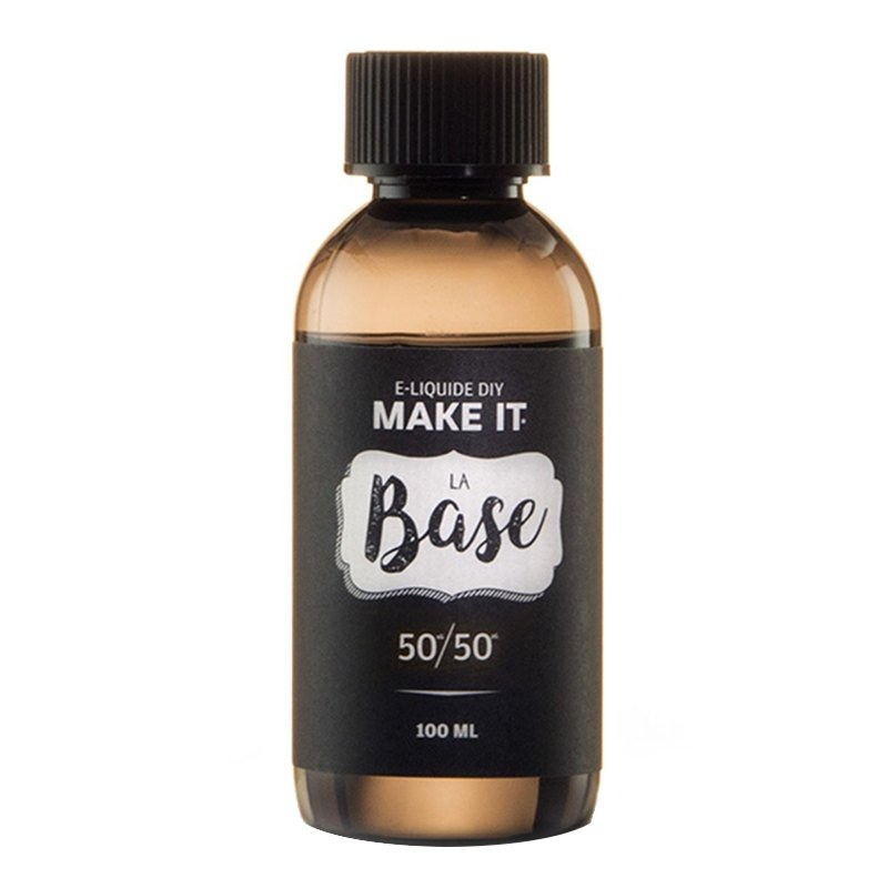 Base e-liquide Make It 100 ML 50PG 50VG