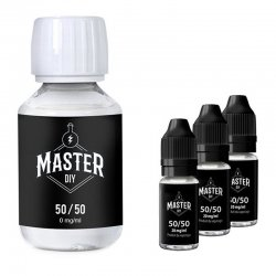 Pack base eliquide Master DIY 200 ML 3mg