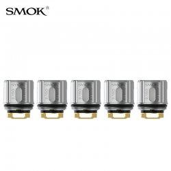Résistances SMOK V9 Meshed 0.15 ohm pour TFV9 et TFV8 BB