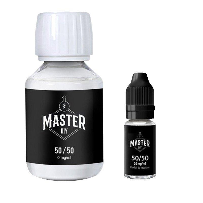 Pack Base 50/50 Master DIY 2mg/ml 100ml