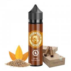 E-liquide Don Cristo Sésame 0% sucralose PGVG Labs 50 ml