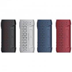 Box Wye II 86W Teslacigs : noir, blanc, rouge, bleu
