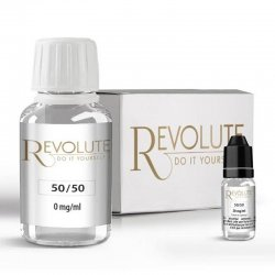 Pack Base DIY 50/50 Revolute 100 ML 2mg