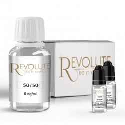 Pack Base DIY 50/50 Revolute 100 ML 4mg