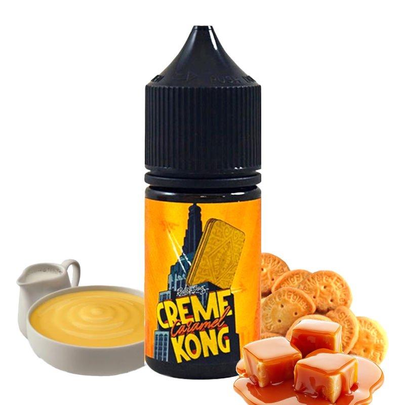 Arôme concentré Creme Kong Caramel Joe's Juice 30 ml