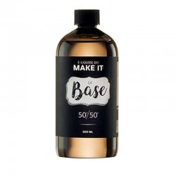 Base DIY Make It 50-50 500 ML