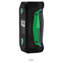 Aegis Solo 100W Geekvape Green