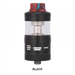 Aromamizer Supreme V3 Steam Crave Black