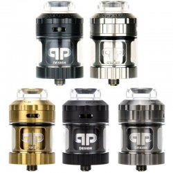 Atomiseur High-End Juggerknot V2 RTA QP Design