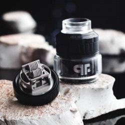 Montage double coils Juggerknot V2 RTA QP Design