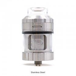 Juggerknot V2 RTA QP Design Stainless Steel