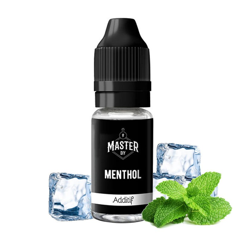 Additif menthol Master DIY 10ml