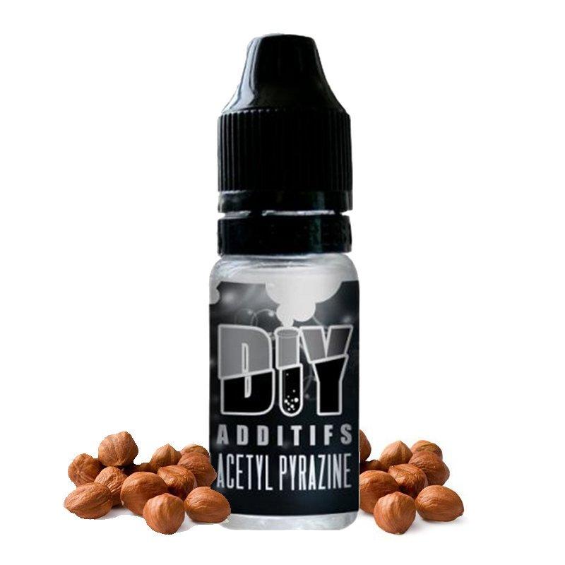Additif Acetyl Pyrazine Revolute goût noisettes grillées