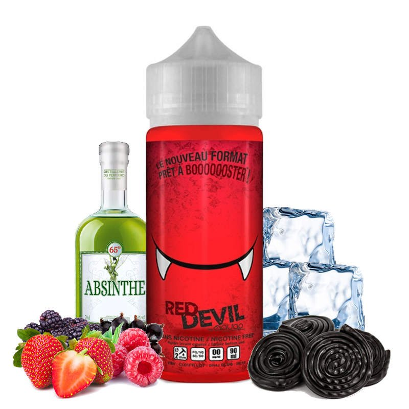 Eliquide Red Devil Avap 90 ml