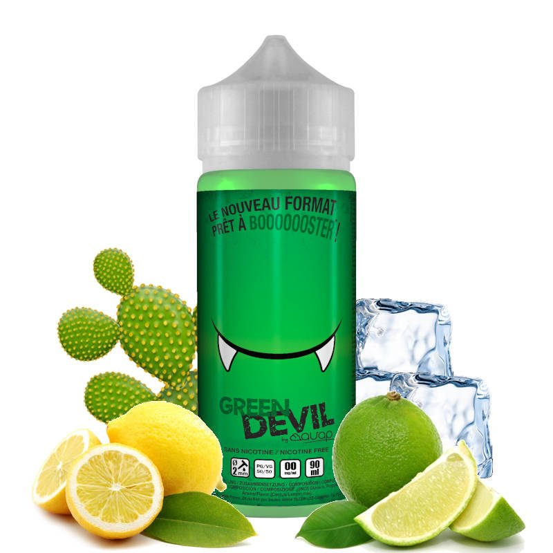 Eliquide Green Devil Avap 90 ml