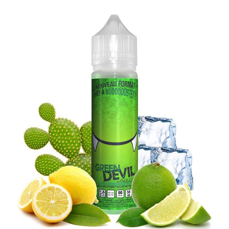 Eliquide Green Devil Avap 50 ml
